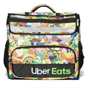 Uber Eats Delivery Insulated Backpack Ltd Edition